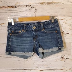 AEO jeans shorts